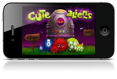 IOS game by AndroS Tatyannikov, via Behance