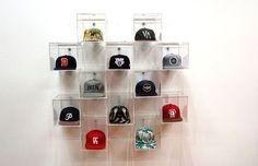 34 Trendy hat rack for boys baseball caps closet Kids Shoe Storage, Closet Shoe Storage, Hat Storage, Storage Bins, Storage Ideas, Kitchen Storage, Organization Ideas, Closet Shelves, Closet Doors