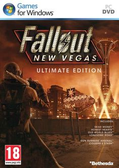 FALLOUT NEW VEGAS ULTIMATE EDITION Pc Game Free Download Full Version