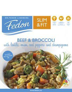 Skal du ned i vekt? Fedon gir deg oppskrifter på lett og sunn mat til frokost, lunsj og middag. Måltidene inneholder lite karbohydrater og fett >>