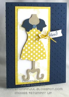 Stampinjul-Julie Davidse Stampin' Up! Demonstrator: Creative Inspiration