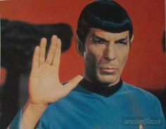 Leaonard Nimoy - Dead at age 83, RIP MR. SPOCK!