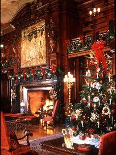 Christmas at Biltmore Estate - Asheville, NC