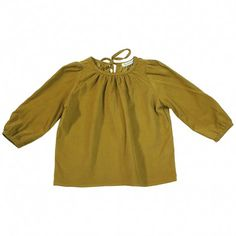 francis top (old gold)