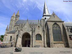Guérande Loire Atlantique Pays de Loire France -Collégiale Saint Aubin Guérande 25 juin 2015 - 113118434504119207618 - Picasa Albums Web