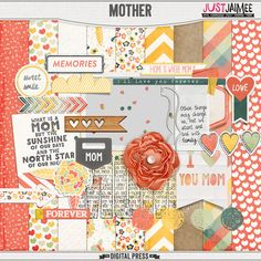 <p> Mother - Mini Kit by Just Jaimee</p>
