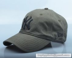 fb458a5305e New Era MLB New York Yankees Baseball Cap Breathable Cap Curved visor Hat  Classic Retro Green