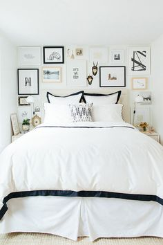 21 Cheap Life Hacks That'll Make Life More Luxurious, According toReddit | Invest in quality sheets. | Try: Classic Core Long-Staple Egyptian Cotton Sheet Set, $99-$19; at Brooklinen