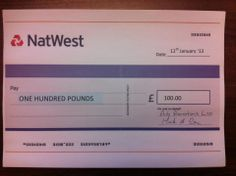 Promotion to Leadership cheques | ANB Promotions