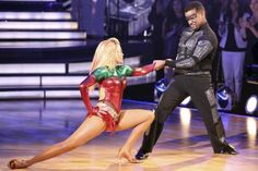 "Alfonso Ribeiro and Witney Carson's cha-cha-cha as Batman and Robin to Prince's ""Trust"" on season Dancing with the Stars' Dynamic Duo Night. Ballroom Dancing, Dance, Alfonso Ribeiro, Witney Carson, Dynamic Duos, Batman Robin, Dancing With The Stars, My Best Friend, Seasons"