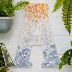 Let your landscaping do the talking with beautiful, handcrafted mosaic focal pieces!