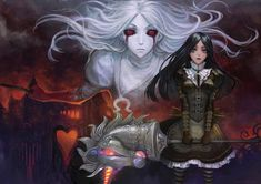 American McGee's Alice; Madness Returns
