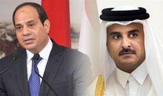 السعودية+والإمارات+تسعى+لإذابة+جليد+الخلافات+المصرية+القطرية