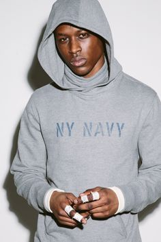 Created in Aimé Leon Dore is a fashion and lifestyle brand based out of New York City. Aime Leon Dore, Best Mens Fashion, Lookbook, New York Fashion, Men's Fashion, Spring Summer 2015, Graphic Sweatshirt, T Shirt, Hats For Men