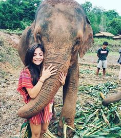 "Chiang Mai, Thailand @jenkvieira - ""Oh so much love. Best bonding experience ❤️ #Backpackerstory #backpacking #backpacker #backpackerlife"