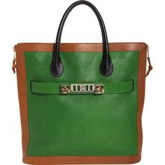 Proenza Schouler Leather Tote $1350 @Barney's.