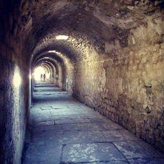 The Asklepion, Bergama, Turkey - Pergamon Antique City