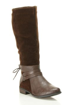 Molly-01 Tie Buckle Boot In Brown - Beyond the Rack http://www.beyondtherack.com/event/sku/32124/WESMOLLY01BR?filter%5Bsize%5D=7=*=