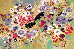 Black Cat Garden - Natasha Wescoat