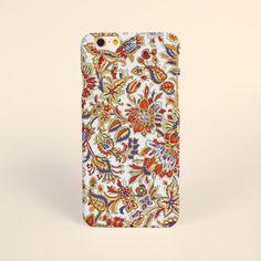 iPhone 7 Case Fancy Flower floral iPhone 7 Plus case iPhone 6s Plus Case iPhone 6s Case iPhone 5s/SE Case iPhone 5c Case, iPhone 4 Case