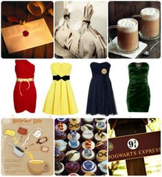 Things you need for a Harry Potter Themed Party!