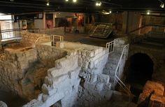 Израильские археологи выяснили, как выглядел пол второго еврейского храма. Вот…