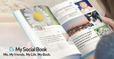 We automatically capture your Life from your Facebook and Instagram and turn it into a keepsake book.