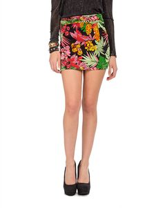 #2020AVE                  #Skirt                    #Jungle #Flowers #Mini #Skirt #2020AVE              Jungle Flowers Mini Skirt - 2020AVE                                           http://www.seapai.com/product.aspx?PID=821833