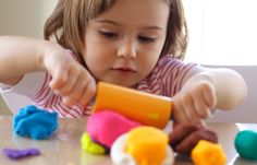 Quick & Easy Playdough Recipe