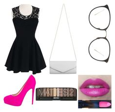 """""""LBD"""" by smirahargett on Polyvore"""