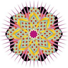 Symbol/Mandala design Mandala Design, Hand Fan, Beach Mat, Outdoor Blanket, Behance, Home Appliances, Symbols, Behavior, House Appliances