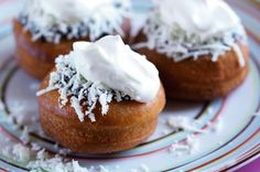 Bavorské vdolečky Czech Recipes, Ethnic Recipes, Baked Potato, Pudding, Baking, Czech Food, Custard Pudding, Bakken, Puddings