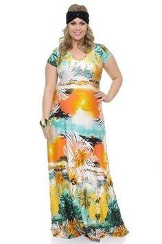 vestido plus size a pronta entrega no mercado livre