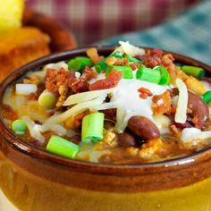 Dinners under 400 Calories: Ground Turkey Chili