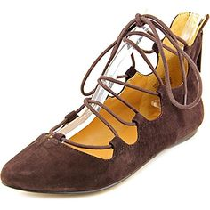 Nine West Womens Signmeup Dark Brown 6 M ** Check this awesome product by going to the link at the image.
