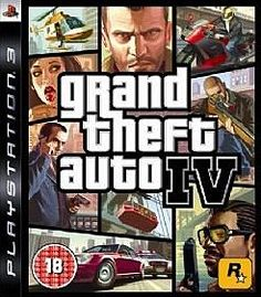 40 Best Selling Sony Playstation 3 PS3 Games for July 2013  |  Grand Theft Auto IV  |  Only from £13.98
