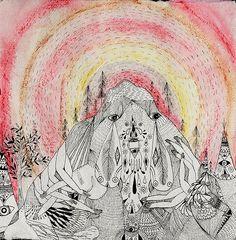 Mountain of Eyes - Nick Mann