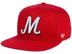 Memphis Redbirds '47 MiLB Shot Snapback Cap