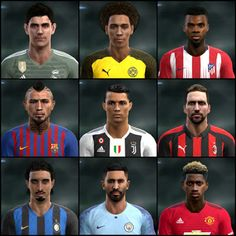 PES 2013 PESEdit 13.0 Patch Season 2018/2019 Pro Evolution Soccer, Old Faces, Patches, Seasons, Baseball Cards, Games, Pes 2013, Seasons Of The Year, Game