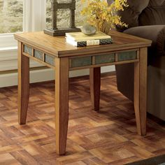 Kinley Square End Table by Signature Design by Ashley