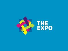 The Expo logo design by Alex Tass
