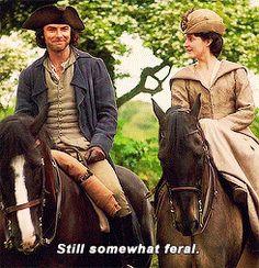 """""""Has she settled?"""""""