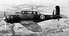 British Skua aircraft in flight, date unknown, photo 1 of 2 Air Fighter, Fighter Jets, Bomber Plane, Supermarine Spitfire, Royal Air Force, Military Aircraft, World War Two, Warfare, Wwii