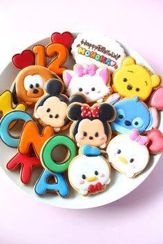 Tsum Tsum Cookies