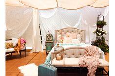 Backyard Glampin | California Home + Design