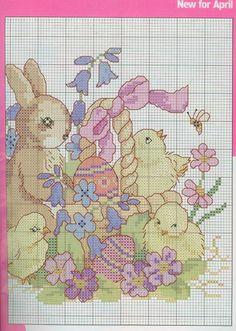 Rabbit & chicks 2/3   Gallery.ru / Фото #68 - пасха (возможны повторы) - irisha-ira