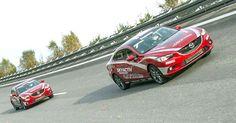 Tres unidades del modelo japonés han establecido 20 registros, pendientes de homologación por parte de la Federación Internacional de Automovilismo (FIA), en el circuito de Papenburg (Alemania). Durante la prueba, de 24 horas, un Mazda 6 con motor diésel de 175 CV registró una velocidad media de 221,072 km/h.