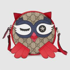 Gucci Children's Bag Collection 2017 - owl bag
