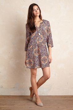 Anthropologie EU Marrakech Sunset Dress 2015 Fashion Trends 25a442c88e98b