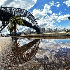 #Sydney [9 of 15]  Instagram of the day courtesy of @surfographer reflecting on the amazing Harbour Bridge #ilovesydney #travel Tag the person you'd love to stand here with    Sydney #Australia    Tag your best photos with #cosminbanaurs and follow me to be feautured on my profile  #sydneyharbour #seeaustralia #sydneyharbourbridge  #sydneyweekend #sydneytravel by cosminbanaurs http://ift.tt/1NRMbNv